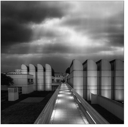 Berlin: Treppen und Museen