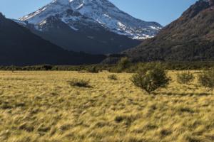 Vulkane aus Patagonien