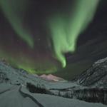 Aurora borealis Kvaløya