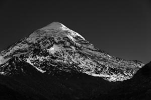 Vulkane in Patagonien