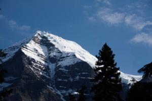 Mount Robson und Lake Kinney