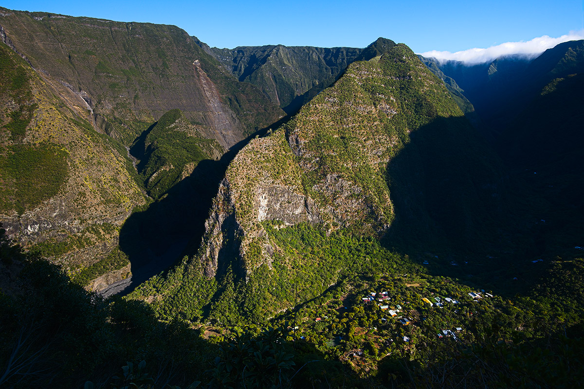 Landschaften – Ile de la Réunion