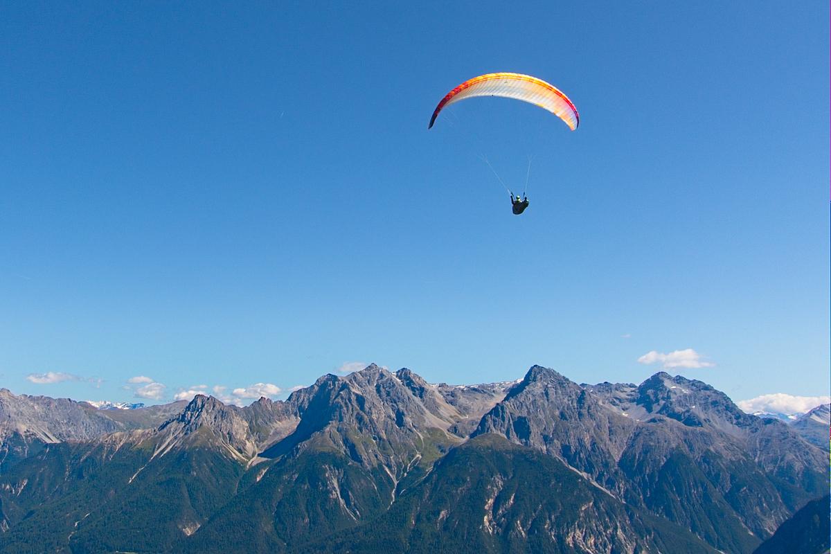 Paragliding Engadin 6326